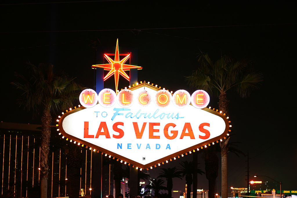 history of neon signs